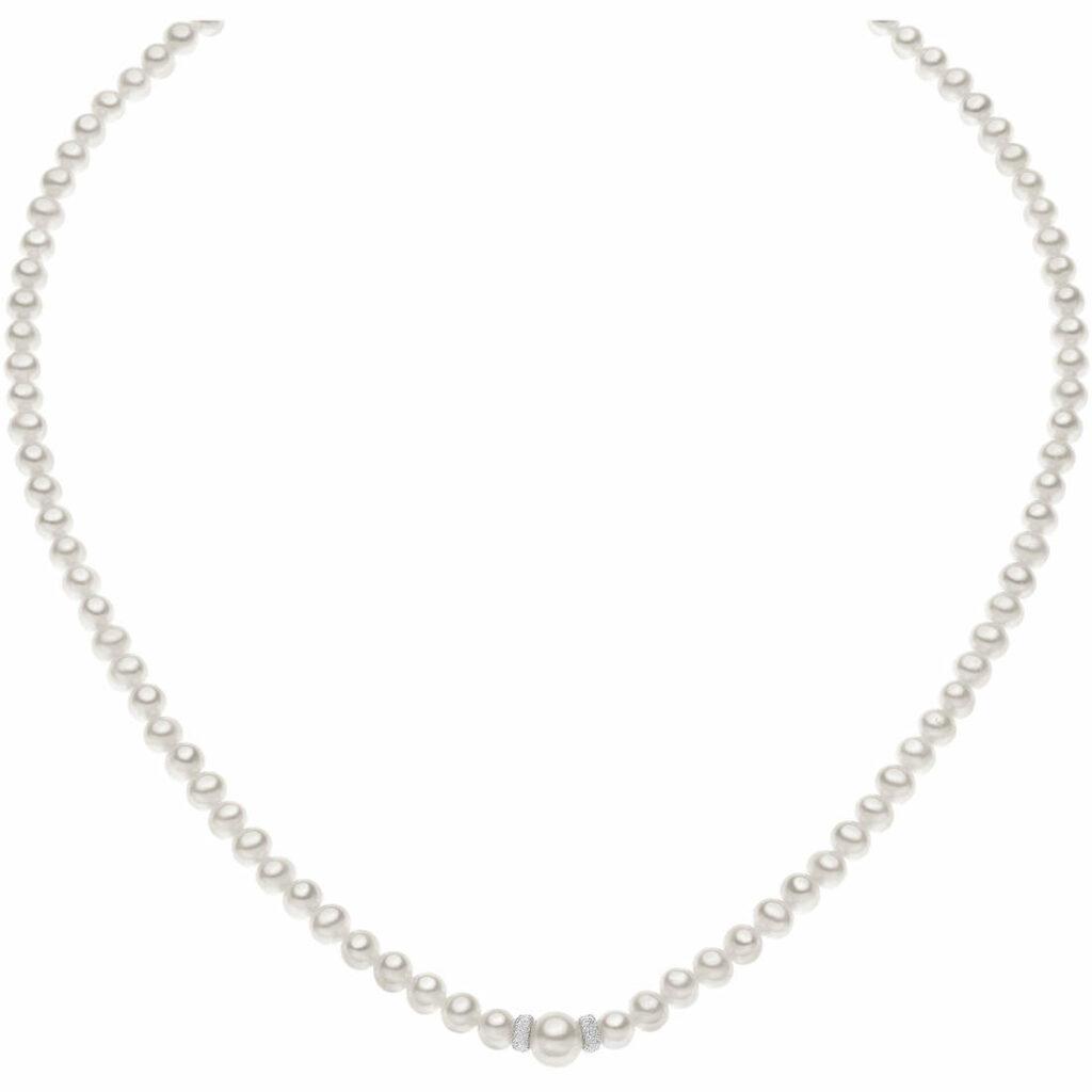 Collana di perle lunga