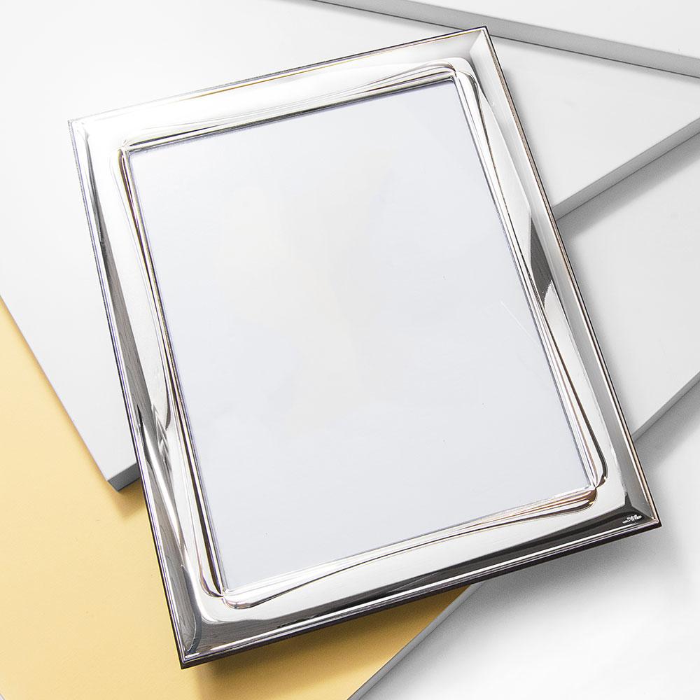 Cornici portafoto argento