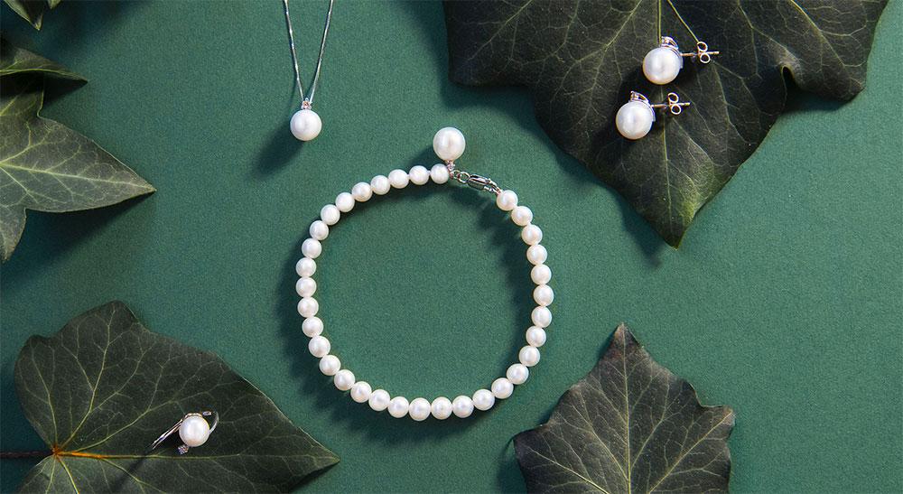 Gioielli perle