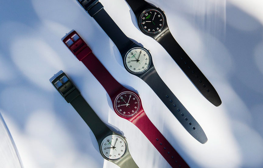 Orologi Swatch Bio-Reloaded