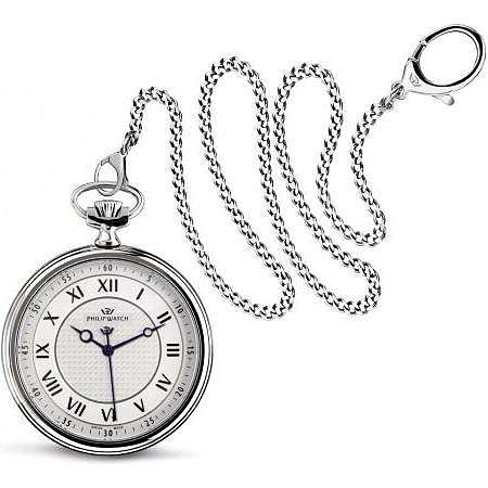 Orologio da taschino con catena