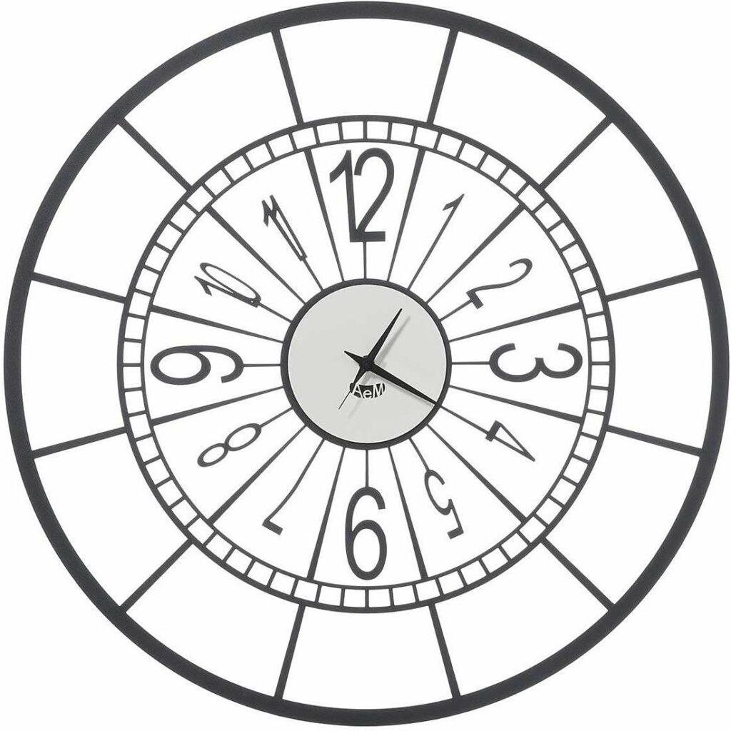 Orologio da parete Arti e Mestieri