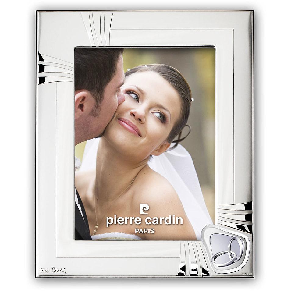 Cornice in argento Pierre Cardin