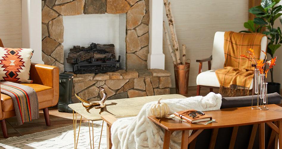 Decorare casa in autunno - 6 idee originali